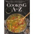 Cooking A to Z (0897211472) by Jane Horn