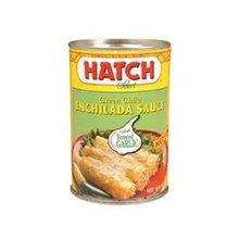 Hatch Farms, Inc. Hatch Farms Enchilada, Green Chile/rst Garlic (12x15 Oz)