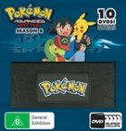 Pokemon - Advanced Battle  Season 8 (Super Wallet 10 disc DVD)
