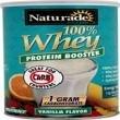 100%% Whey Vanilla 12 OZ