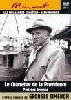echange, troc Maigret - les meilleures enquetes jean Richard, volume 6 -  Le Charretier de la Providence - Port des brumes