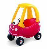 1 X Little Tikes Classic Cozy Coupe Ride-on