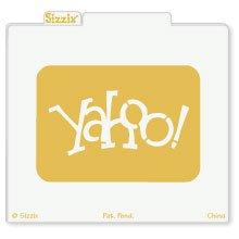 sizzix-simple-impressions-phrase-yahoo-embossing-folder-brass-stencil