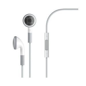 Oem Apple Earbuds Headset With Volume Control And Mic (White) Mb770G/B