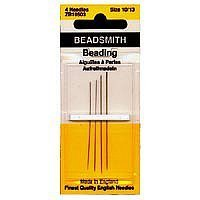 Beadsmith English Assortment So Handy Beading Needles