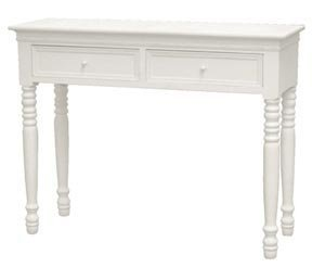 BELGRAVIA DRESSING TABLE/CONSOLE TABLE