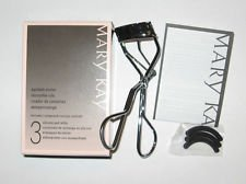 Mary Kay Eye Lash Curler with 3 Silicone Refill Pads
