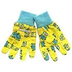 Minions Gardening Gloves (Kids)