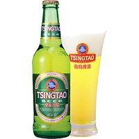 青島ビール 瓶  330ML 1本