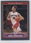 Jorge Garbajosa Toronto Raptors (Basketball Card) 2006-07 Topps Chrome #166