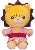 Bleach: Kon in Yukata Plush - 1