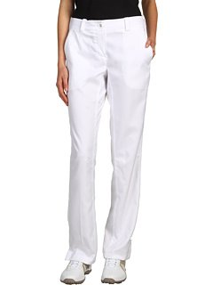 Nike Nike Women's Golf Modern Rise Tech Pant, White, 16