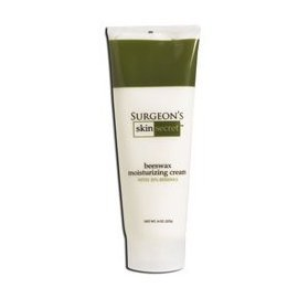 Surgeon's Skin Secret 25% Beeswax Cream 8-ounce Squeeze Tube - Choose from 4 Scents