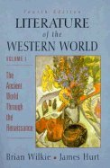 LIterature Of The Western World, Volumes I & II, Instructor's Manual (Volum I: The Ancient World Through the Renaiss
