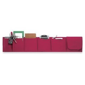 Purseket Purse Organizer Cranberry Medium