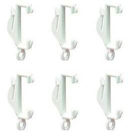 Curtain Hooks To Fit Glider Rail Decorail 10 Pack