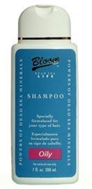 Bloom Dead Sea Mineral Shampoo with Aloe Vera - Oily Hair