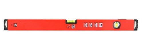 Kapro 781-44-72 72-Inch Aluminum Box Level