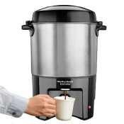 New - BrewStation 40 Cup Coffee Urn by Hamilton