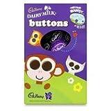 Cadbury Dairy Milk Buttons Egg 162g