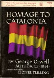 Homage to Catalonia (Beacon paperback, BP 5)