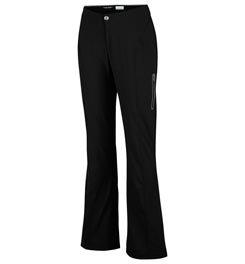 Columbia Women's Just Right Straight Leg Pant, Black,16 Short