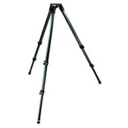 Manfrotto 535 Carbon Fiber 2-Stage Video Tripod with 75mm Bowl (Black)