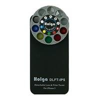 Great Price Holga Lens Case for iPhone 5 - Black - Detachable Turret