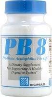 Pb8 Acidophilus, Vegetarn, 120 Vcap ( Multi-Pack)