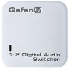 Gefen TV Digital Audio Splitter 1x2