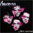 Manic Impressions by Anacrusis (1999) Audio CD