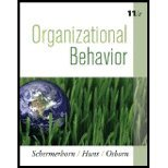 Organizational Behavior (Looseleaf)-W/Binder and Wiley Plus Access