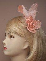 cristal-innovation-4317-peche-en-couleur-toile-de-jute-net-bouton-de-rose-fascinateur-avec-des-plume