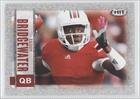 Teddy Bridgewater Louisville Cardinals (Football Card) 2014 SAGE Hit Silver #5