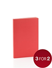 Premium A6 Red Notebook