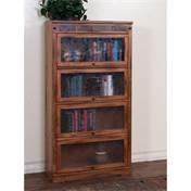 Sunny Designs 2952RO-L4 Sedona Lawyers Bookcase