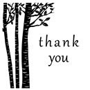 Buy Three Designing Women - Three Designing Woman Three Designing Women - Salutation Clip Pack - Tree Thank You