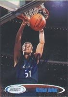 Michael Doleac Orlando Magic 1999 Topps Autographed Hand Signed Trading Card - Rookie... by Hall+of+Fame+Memorabilia
