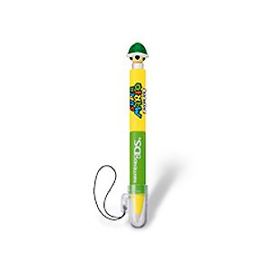 "Turtle Shell: ~3.9"" Super Mario DS Stylus (Japanese Imported) - 1"