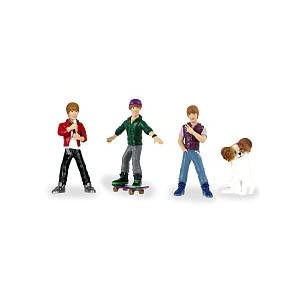 Justin Bieber Mini Doll Figure Collection