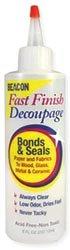 <span style=''>대량 구입 : 비콘 빠른 마침 데쿠 파주 실러 8 온스 (2 팩)/Bulk Buy: Beacon Fast Finish Deco..</span>