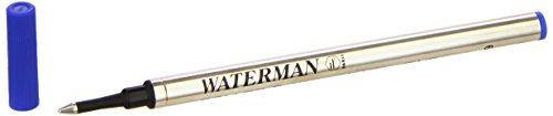 Waterman Recharge pour Stylo Roller Bleu