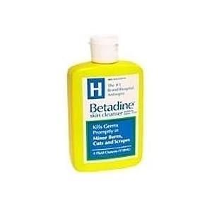 Betadine complexion cleanser - 4 oz