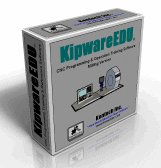 KipwareEDU® - Mill Version - CNC Programming Training Software