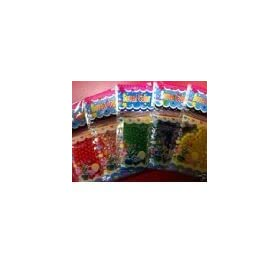 5 Packages of Water Gel Crystal Soil