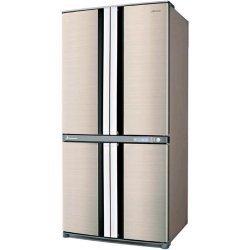 Sharp sj f78pebe sharp frigorifero 4 porte capacita for Sharp frigoriferi 4 porte