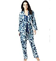 Per Una Floral Wrap Dressing Gown