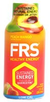 FRS Healthy Energy Energy Shot Peach Mango — 2 fl oz