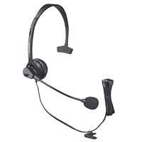 Consumer Electronic Products Panasonic Kx-Tca60 Hands-Free Headset With Comfort Fit Headband For Use With Phone Only Supply Store