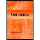 Contemporary Issues Companion - Genocide (paperback edition)